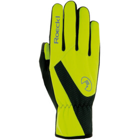 Roeckl Roth Bike Gloves yellow
